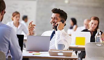 Telefonsamtaler forstyrrer mest