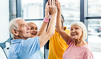 Seniormålet i IA-avtalen er nådd