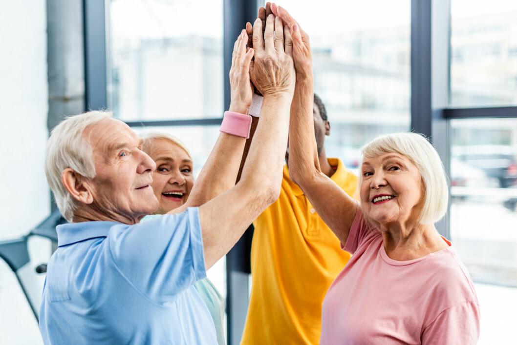 Seniormålet i arbeidslivet er oppnådd. (Illustrasjonsfoto: Colourbox.com)