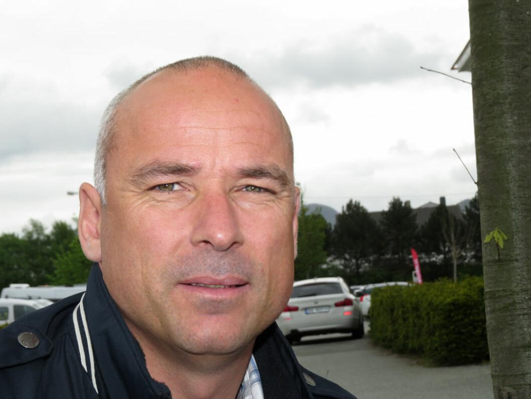 Asle Haaland. (Foto: Jan Tveita)