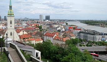 EUs arbeidsbyrå til Bratislava