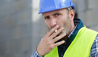 Røykere tar flere pauser – det skaper reaksjoner