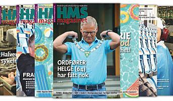 HMS-magasinet 4/2019 er ute nå