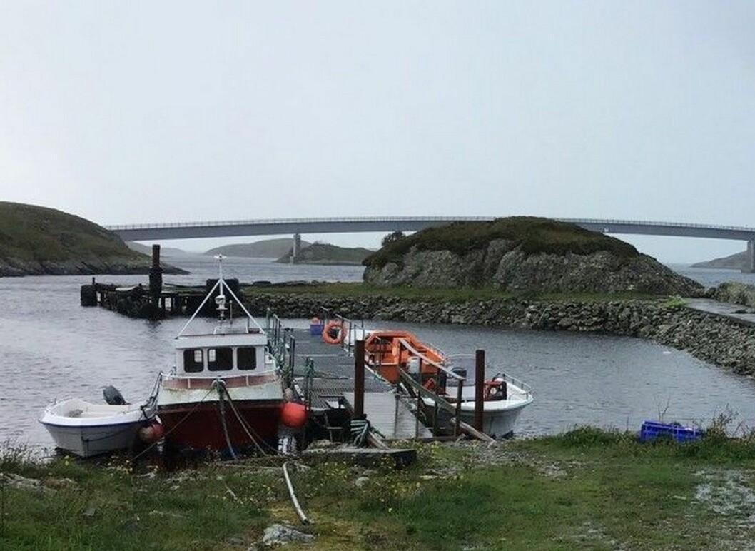 Fiskerihavner uten aktivitet langs hele kysten kan bli til lokale vekstområder med helt ny næring. (Foto: Kystverket/NTB Kommunikasjon)