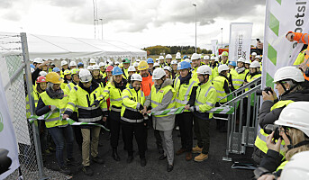 Sveriges første sikkerhetspark åpnet