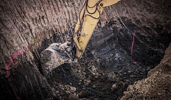 Økning i antall graveulykker