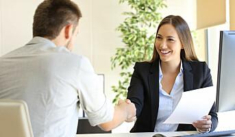 Nøler med å ansette folk med hull i CV-en