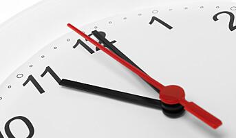 Kan du reglene om arbeidstid?