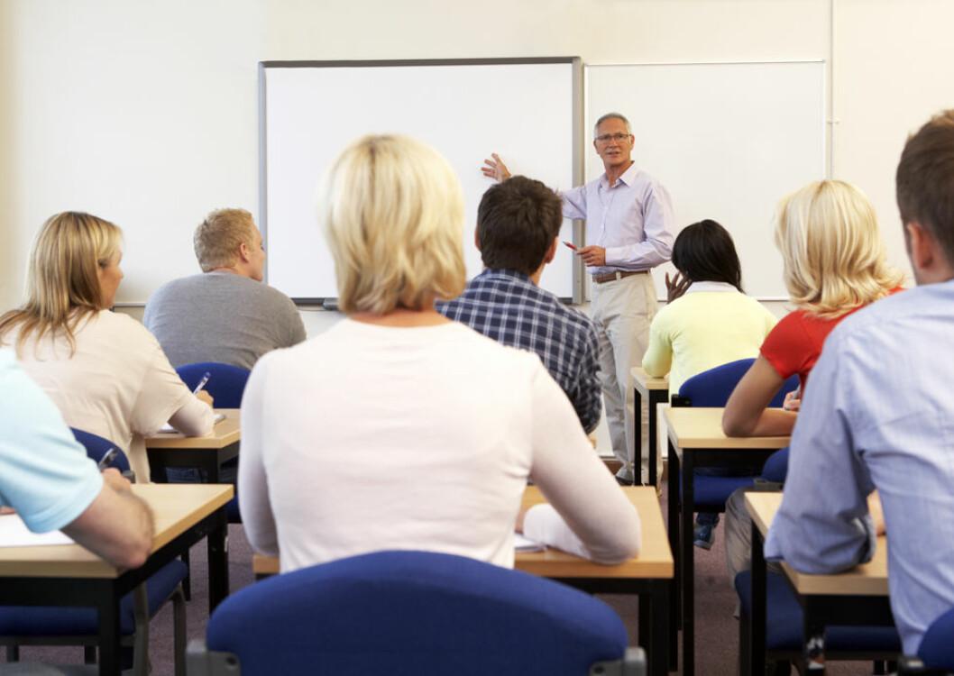 Opplæring av ledere er forebyggende arbeidsmiljøarbeid. (Ill. foto: Colourbox.com)