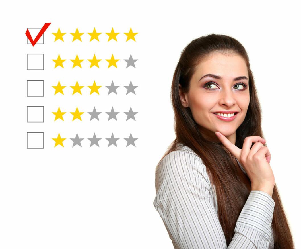 Muntlige tilbakemeldinger blir som regel best mottatt. (Illustrasjonsfoto: Colourbox.com)