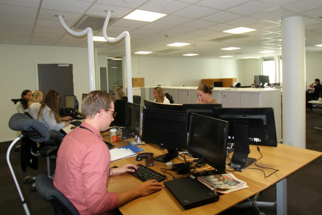 Det blir besværligere å behandle menn og kvinner ulikt på arbeidsplassen. (Illustrasjonsfoto: Jan Tveita)