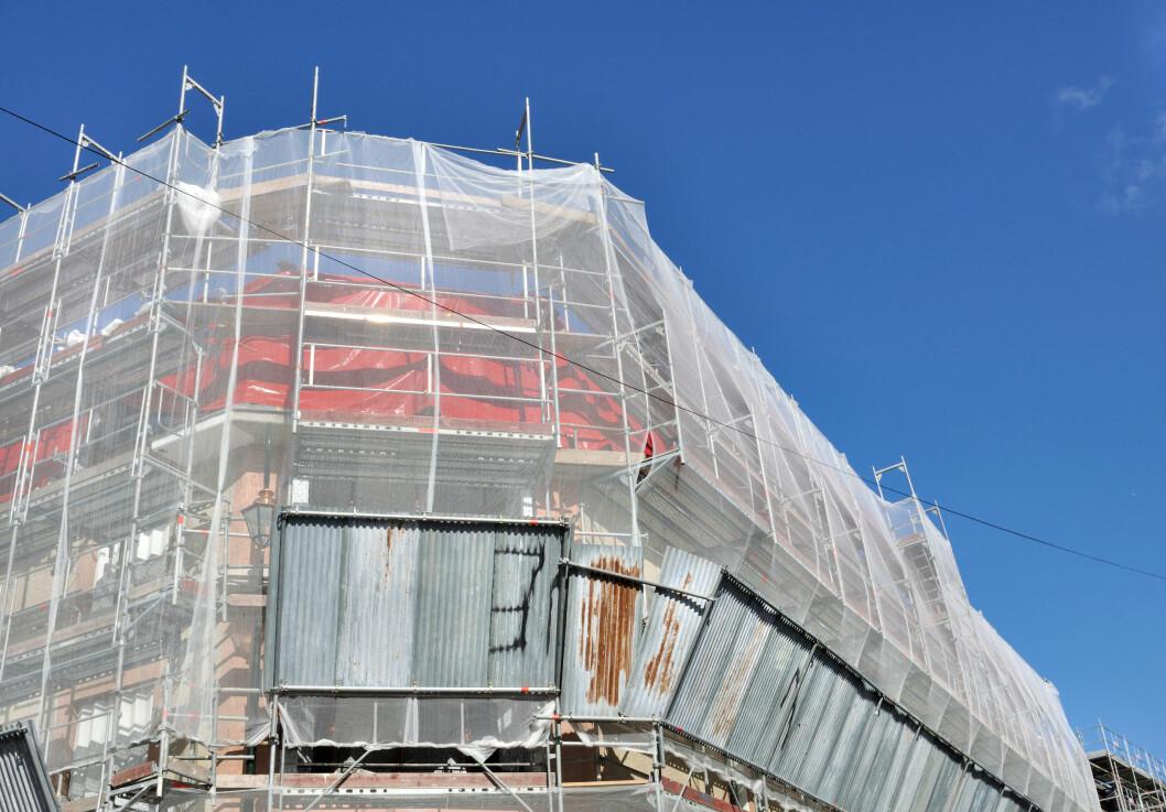 I 2020 planlegger Arbeidstilsynet flere tilsyn med blant annet kommunale bygningseiere om kartlegging av asbest. Fortsatt er det mange bygg som inneholder for mye asbest, og som gir betydelige helseplager. (Illustrasjonsfoto: Colourbox)