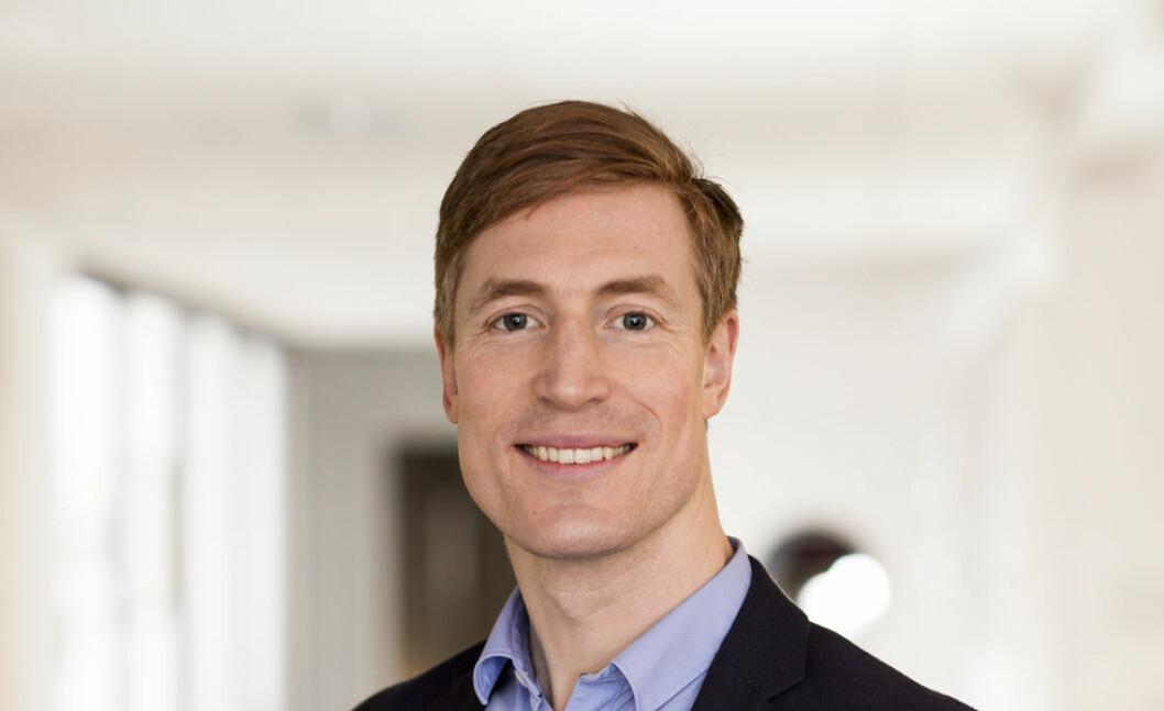 Max van Eijk er ny konsernsjef i Stamina Group.