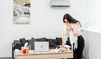 Ikke gå for tidlig på jobb etter sykdom