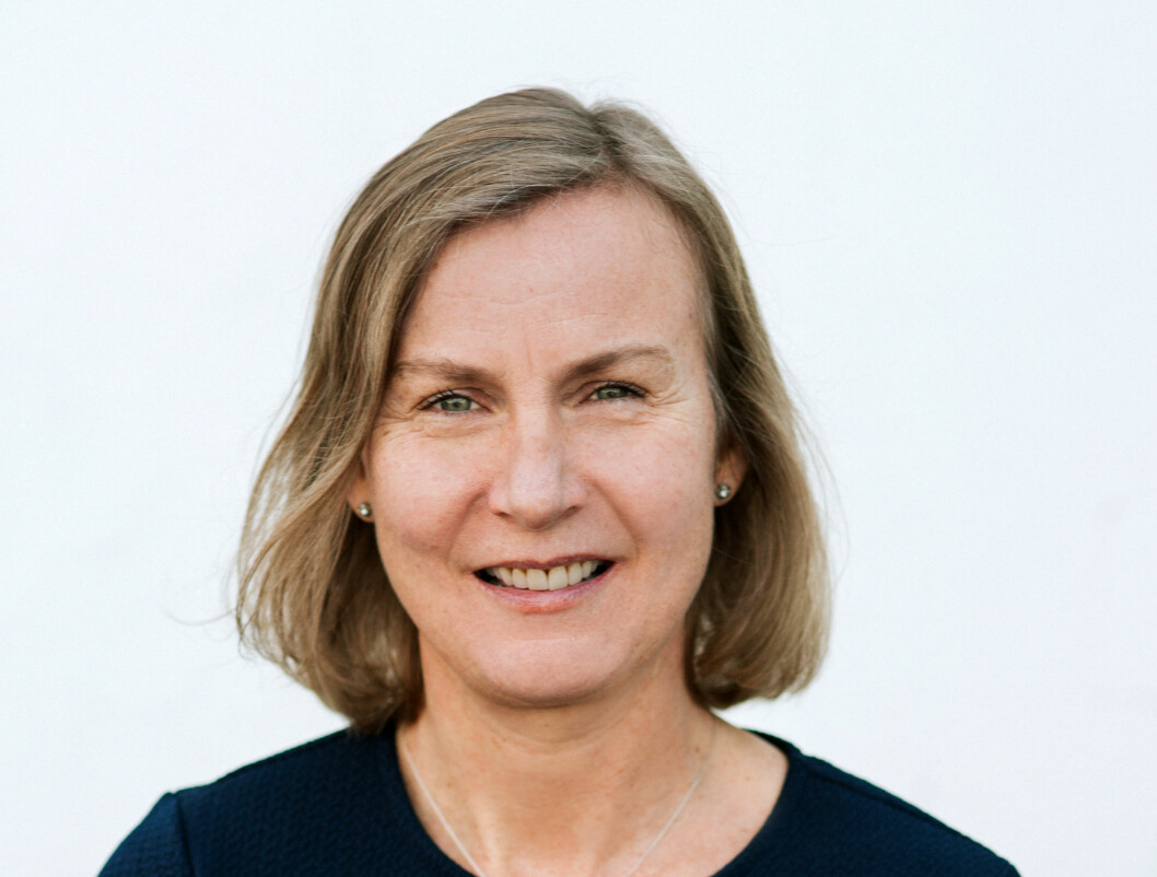 Elisabeth Sørbøe Aarsæther.