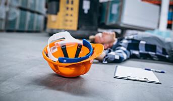 19 døde på jobb ved bruk av kjøretøy