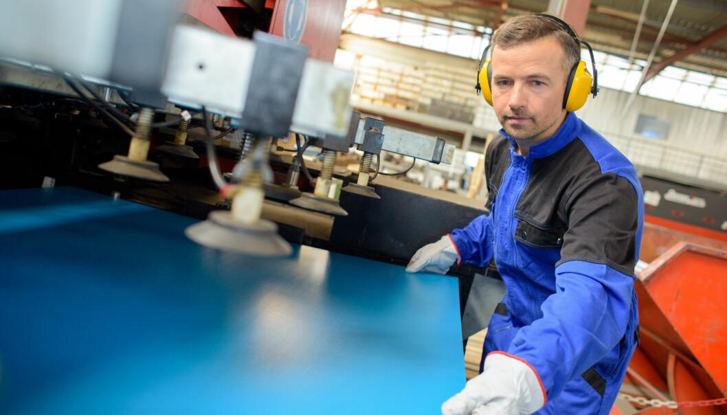 Det er fortsatt høy risiko ved bruk og vedlikehold av maskiner og utstyr i industrinæringen. Arbeidstilsynet varsler mange tilsyn i løpet av mars måned.