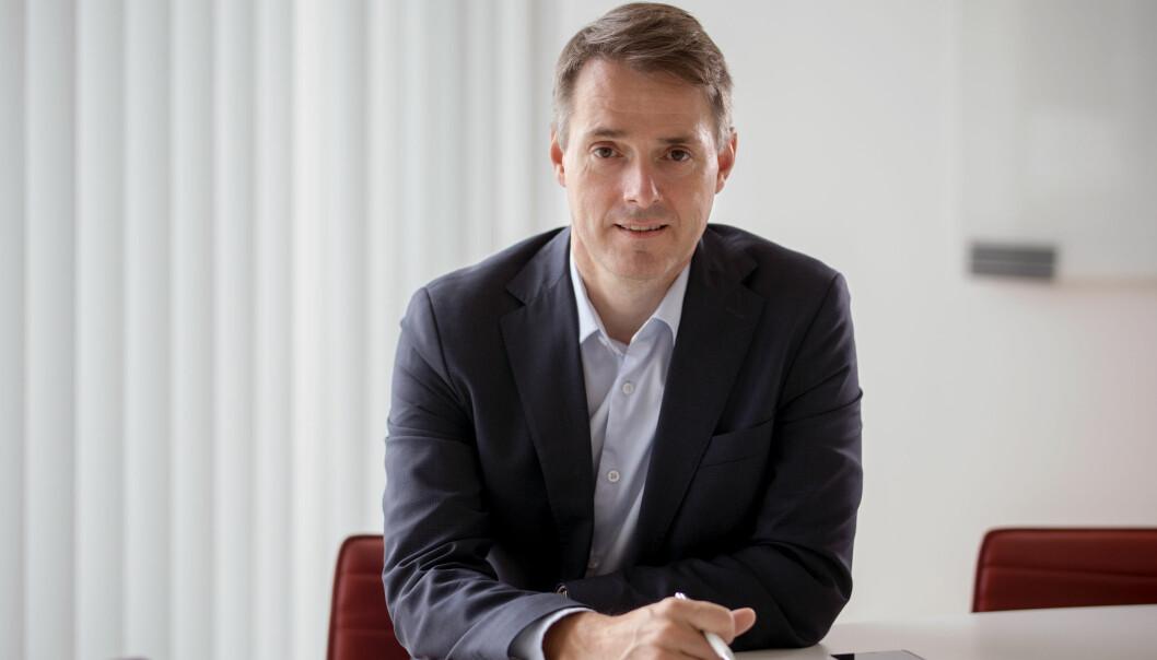Ivar Horneland Kristensen, administrerende direktør i Virke.