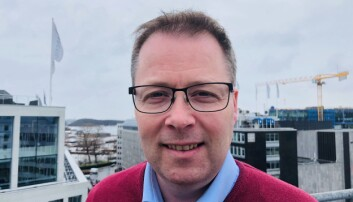 Styreleder i KS, Bjørn Arild Gram.