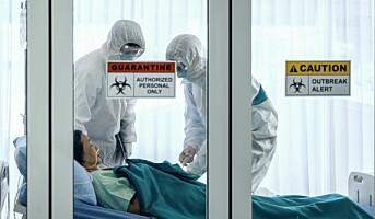 Norge kan få smittevern-utstyr fra Sverige