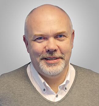 Ivar Kjærum, seniorrådgver NorSIS.