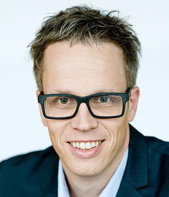 Administrerende direktør Jacob Mehus i Standard Norge.