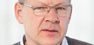 Generalsekretær Harald Olimb Norman i Pensjonistforbundet.