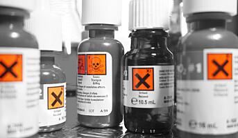 Mange farlige kjemikalier er feilmerket