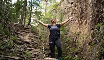 Stress ned med en tur i naturen