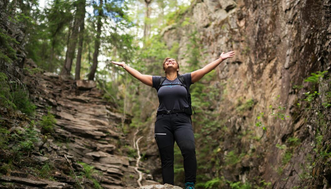 Tilgang til natur i nærheten av der vi bor er viktig for både den mentale og fysiske helsa.
