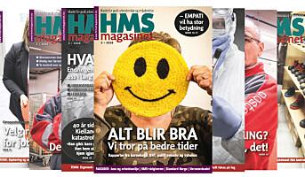 HMS-magasinet 3/2020 er ute nå