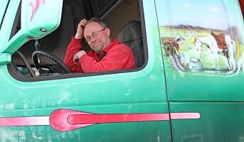 Lastebilsjåførene ønsker å spise sunnere