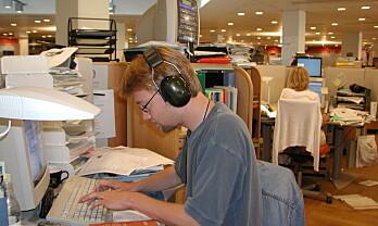 Større risiko for å bli ufør i åpent kontorlandskap