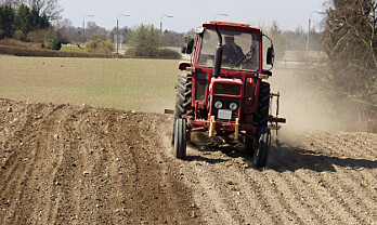 Beltepåbudet i traktor innføres onsdag