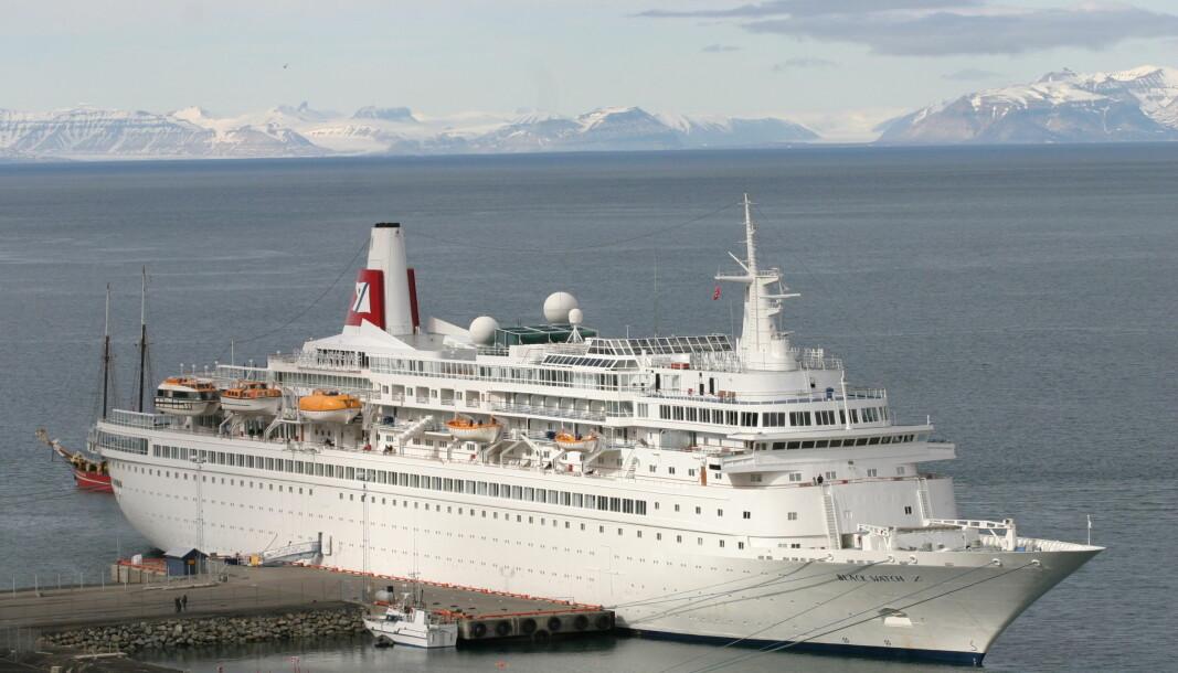 Økt cruisetrafikk er en god grunn til å bedre informasjonen om havområdene i nord.