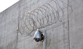 Styrker sikkerheten til de ansatte i fengslene