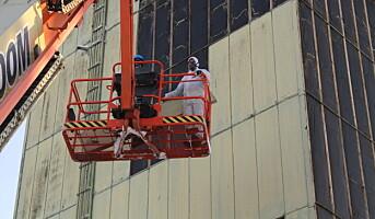 Asbest er fremdeles livsfarlig