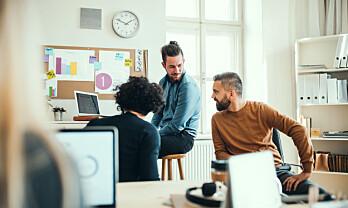 Du trenger mange myke ferdigheter i jobben din