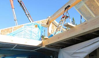 Landsdekkende aksjon i bygg og anlegg