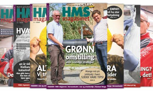 HMS-magasinet 4/2020 er ute nå