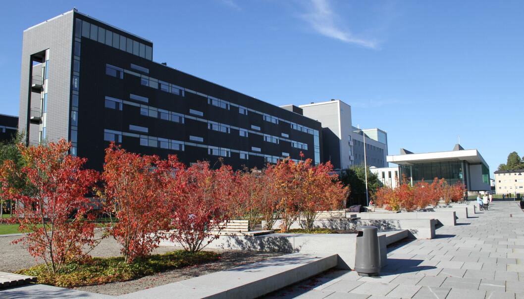 Akershus universitetssykehus (Ahus) ligger i Lørenskog kommune.