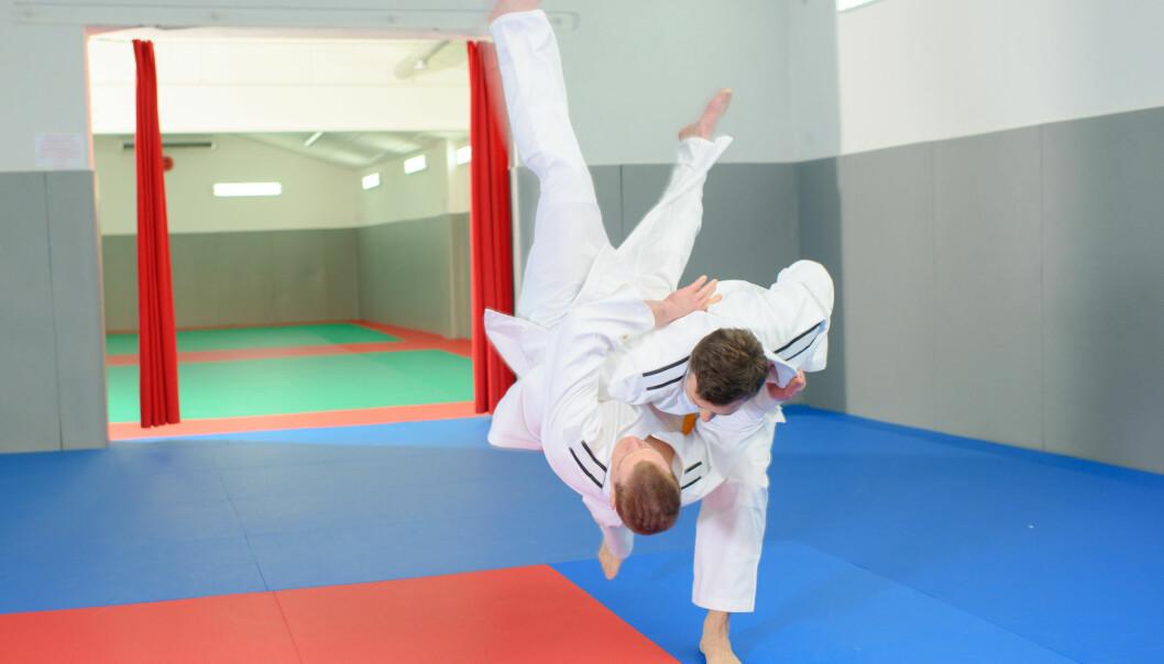 Er fallteknikk fra kampsporten judo noe for norske arbeidsplasser?