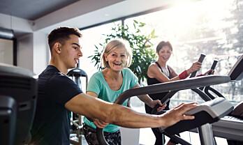 Yrkesaktive og pensjonister har best livskvalitet