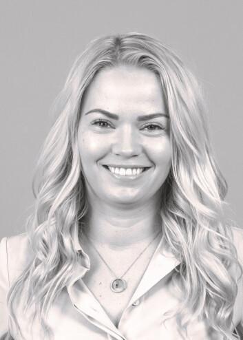 SKO DEG RIKTIG! Karoline Klatran, markedssjef i Skydda Norge mener godt skotøy er med på å holde kroppen frisk.