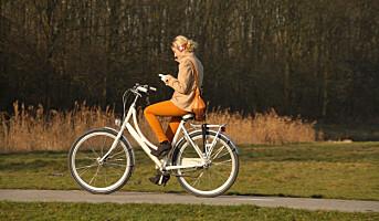 Syklister og fotgjengere savner jobbreisen mest