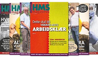 HMS-magasinet 5/2020 er ute nå