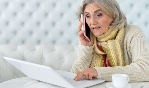 Seniorene vil pensjonere seg tidligere. Har hjemmekontoret skylda?