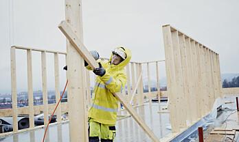 Ni døde av arbeidsskader i bygg og anlegg i fjor