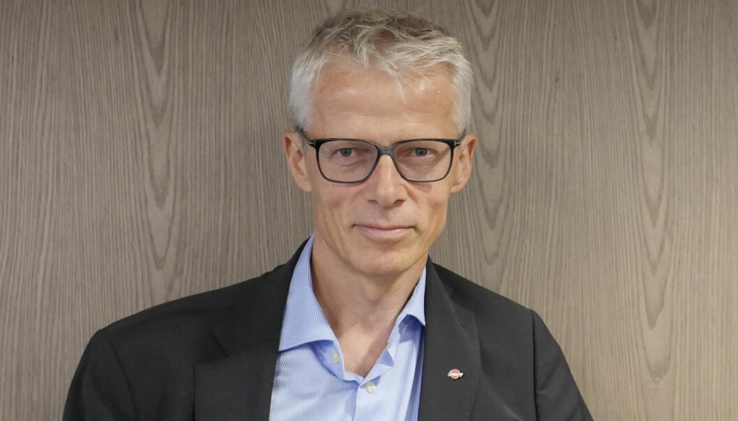 Hans Christian Holte.
