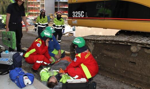 Halvparten av dødsulykkene i arbeidslivet involverte kjøretøy